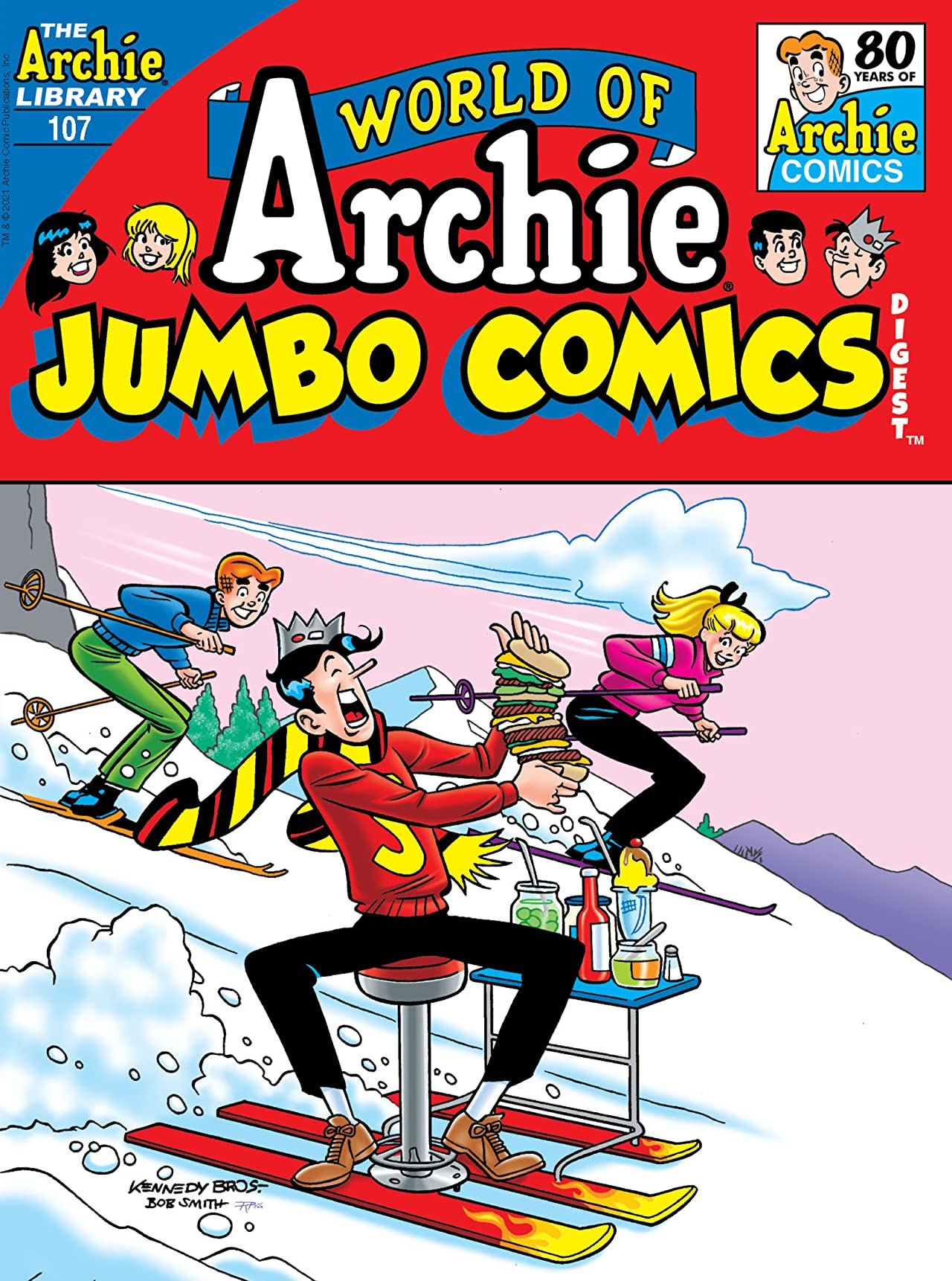 World of Archie Double Digest #107