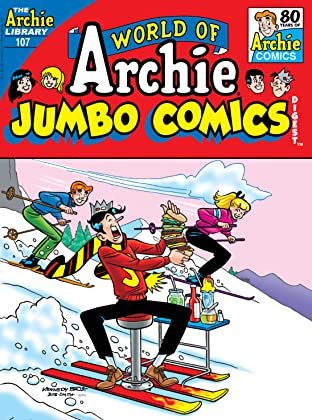 World of Archie Double Digest No.107