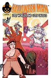 Halloween Man Vol 5: Lost Worlds and Lost Causes Vol. 5: Halloween Man Vol 5: Lost Worlds and Lost Causes