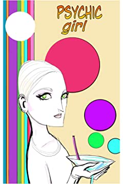 Psychic Girl #12