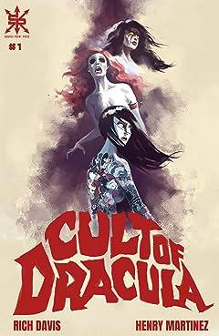 Cult of Dracula #1