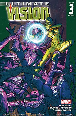 Ultimate Vision #3