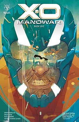 X-O Manowar (2020): Book 1