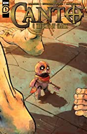 Canto & The City of Giants #1 (of 3)