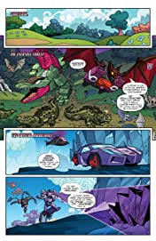 My Little Pony/Transformers II #1 (of 4)