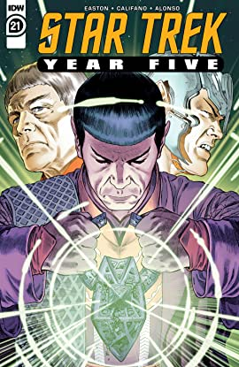 Star Trek: Year Five #21