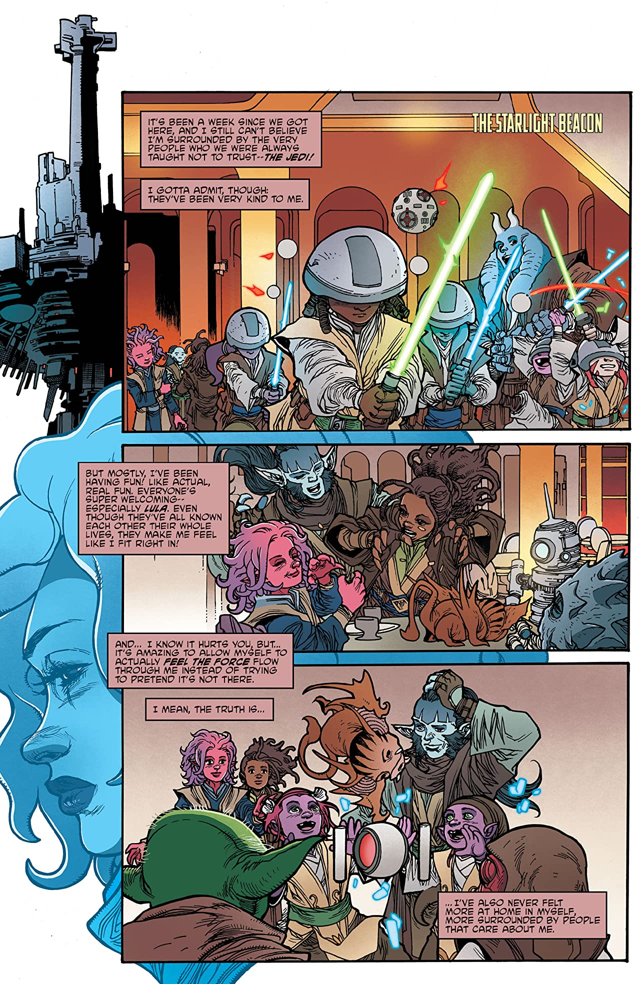 Star Wars: The High Republic Adventures #3