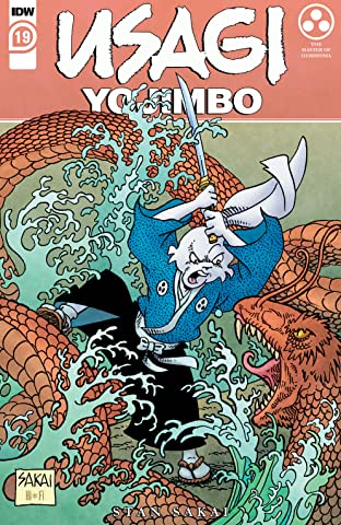 Usagi Yojimbo (2019-) No.19