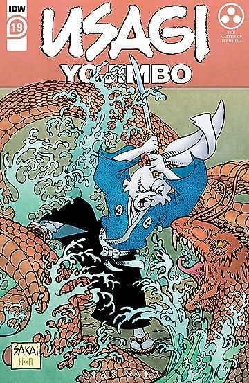 Usagi Yojimbo (2019-) #19