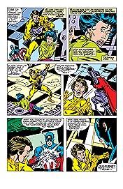 Captain America (1968-1996) #231
