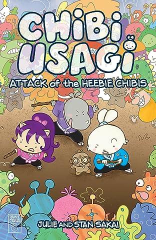 Chibi-Usagi: Attack of the Heebie Chibis