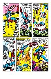 Captain America (1968-1996) #232