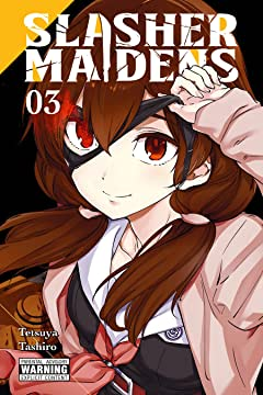 Slasher Maidens Vol. 3