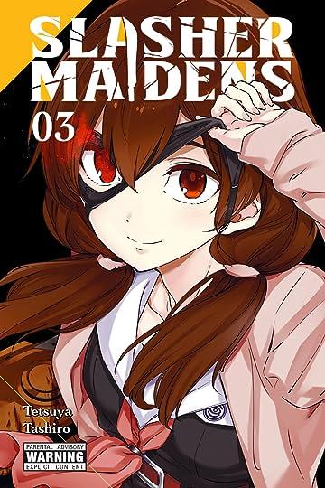 Slasher Maidens Vol. 3