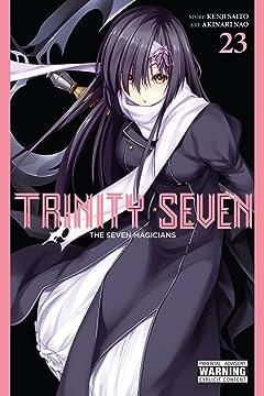 Trinity Seven Vol. 23: The Seven Magicians