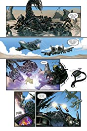 Transformers: The Official Movie Adaptation #2 (of 4)
