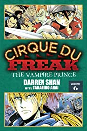 Cirque Du Freak: The Manga Vol. 6: The Vampire Prince