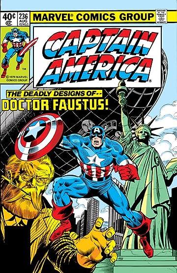 Captain America (1968-1996) #236