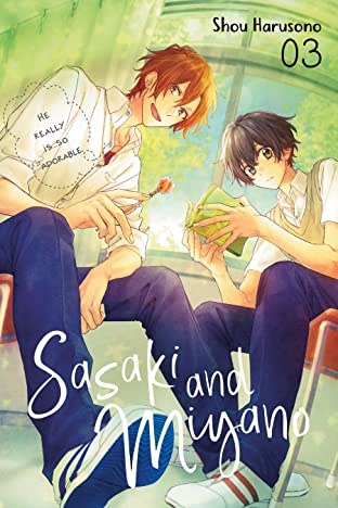 Sasaki and Miyano Vol. 3