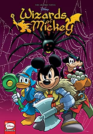 Wizards of Mickey Tome 4