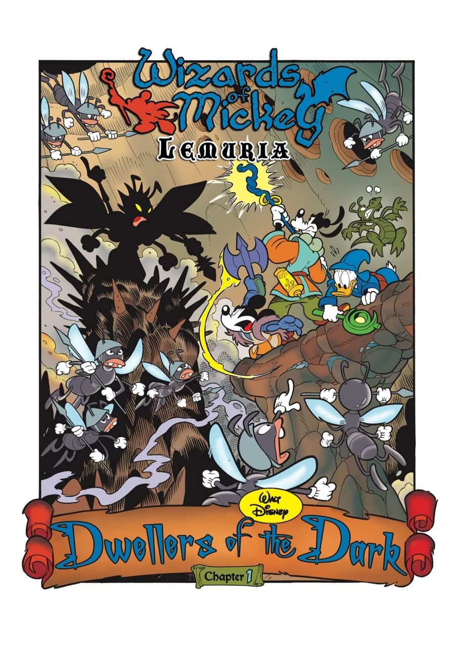 Wizards of Mickey Vol. 4