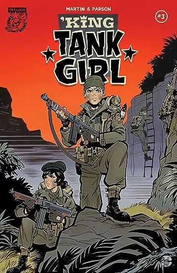 'KING TANK GIRL #3