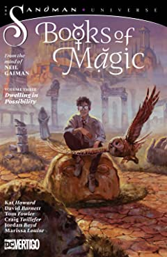 Books of Magic (2018-) Tome 3: Dwelling in Possibility