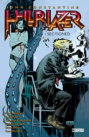 Hellblazer Vol. 24: Sectioned