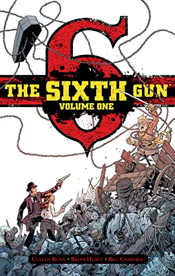 The Sixth Gun Vol. 1: Deluxe Edition