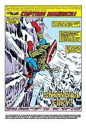Captain America (1968-1996) #238