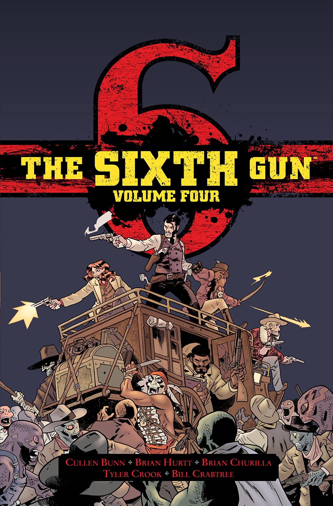The Sixth Gun Vol. 4: Deluxe Edition