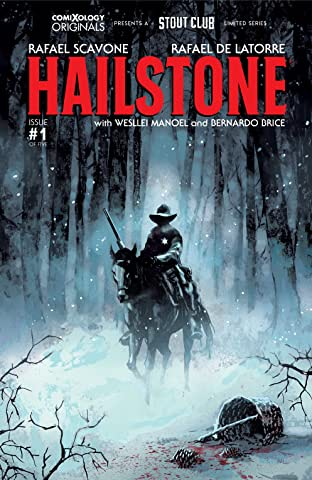 Hailstone (comiXology Originals) #1
