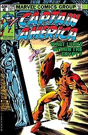 Captain America (1968-1996) #239