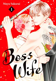 Boss Wife Tome 1