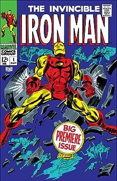 Iron Man (1968-1996) #1