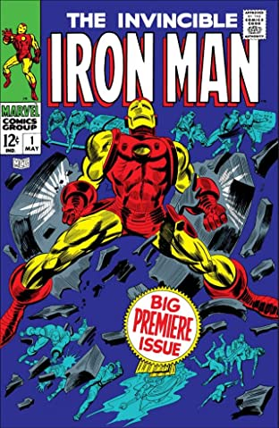 Iron Man (1968-1996) No.1