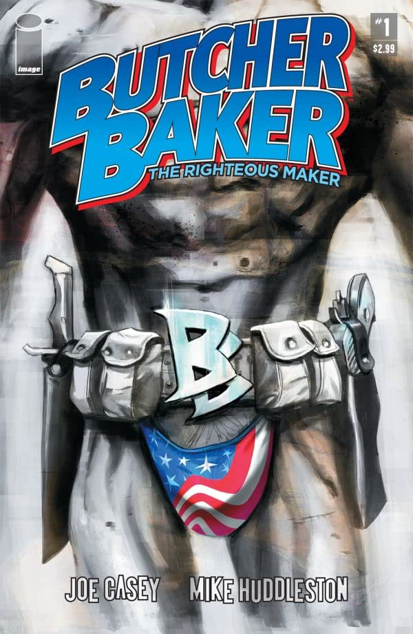 Butcher Baker: The Righteous Maker #1