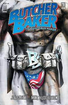 Butcher Baker: The Righteous Maker #1