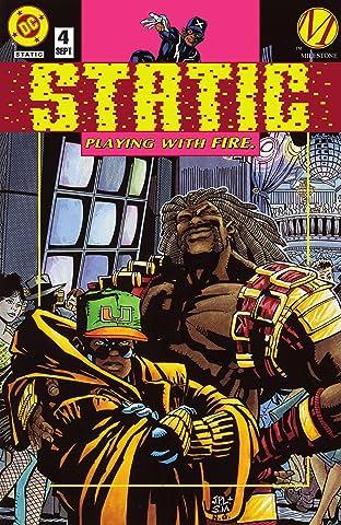 Static (1993-1997) #4