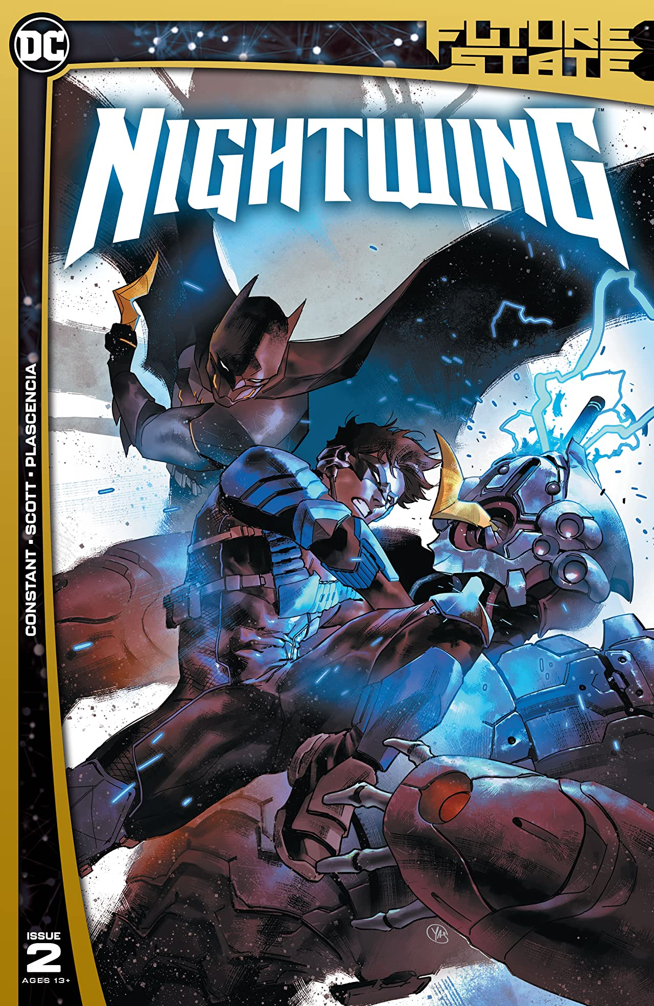 Future State (2021-) #2: Nightwing
