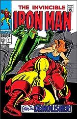 Iron Man (1968-1996) #2