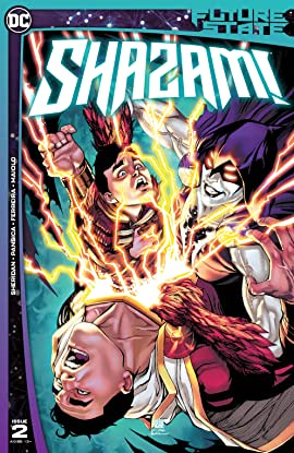 Future State (2021-) #2: Shazam!