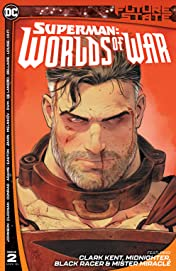 Future State (2021-) #2: Superman: Worlds of War