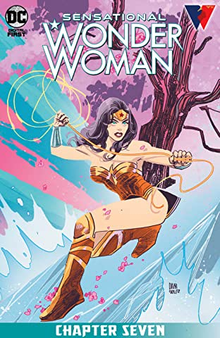 Sensational Wonder Woman (2021-) #7