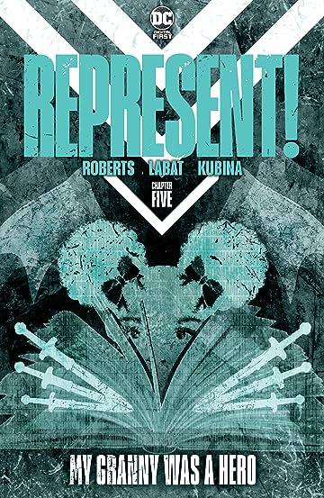 Represent! (2020-) #5