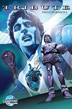 Tribute: Diego Maradona