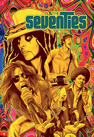 Orbit: The Seventies: David Bowie, Alice Cooper, Keith Richards and Michael Jackson