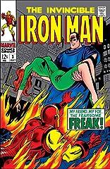 Iron Man (1968-1996) #3