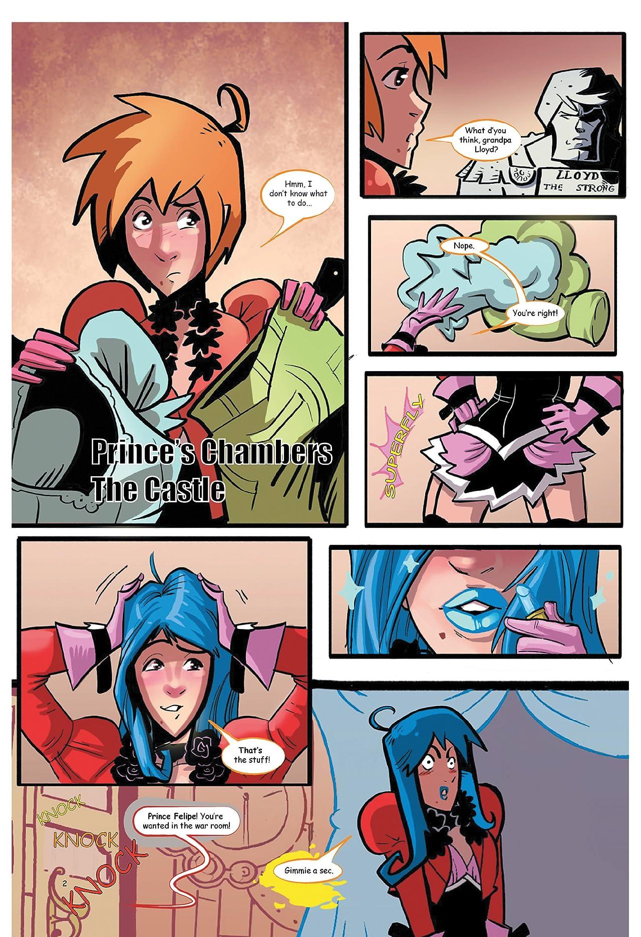 Vanquished: Weird Princess Vol. 1