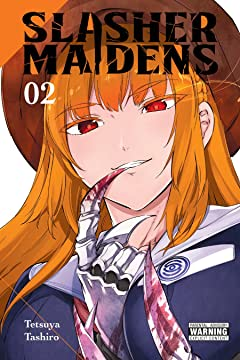 Slasher Maidens Vol. 2
